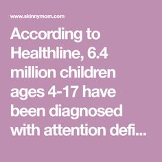 According to Healthline, 6.4 million children ages 4-17 have been diagnosed with attention deficit hyperactivity disorder (ADHD) in the United States. Some symptoms include inability to pay attention to details, disorganization, forgetfulness, not listening to others and fragmented conversation. [...]
