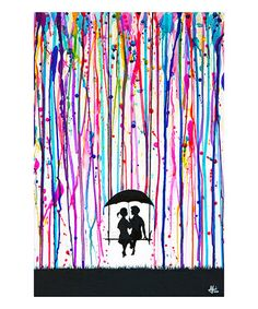 Another great find on #zulily! Marc Allante Days Gone By Wrapped Canvas #zulilyfinds