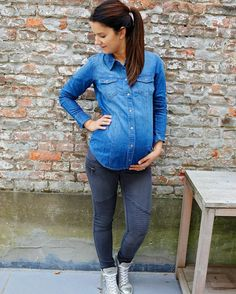 November kick off with some #Denim -NOW AVAILABLE IN OUR STORES- Check out our outfits:  http://ift.tt/2cIQVLN  #pictureoftheday #winterfashion #expectingmom #expecting #pregnantbelly #pregnantstyle #pregnancyfashion #pregnancyglow #supermum #stylethebump #mamatobe #mamastyle #maternitystyle #fashionmum #coolmum #beauty #styleblogger #babybump #instagood #fashion #mamatobe #fashionaddict #happypregnancy #enceinte #zwanger #zwangerschapskleding #zwangerschapsmode #twitter