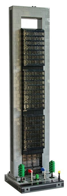 LEGO Torre Caja