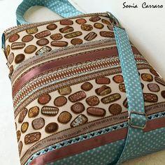 bag with crazy fabrics