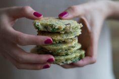6 forskellige vegetar-deller  Broccoli + butterbeans er prøvet og er gode!