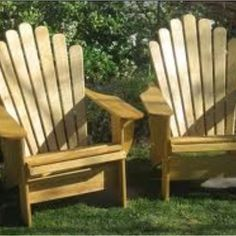 Adirondack Chair Cape Cod Chair Deck Chair Outdoor Furniture Without  Footrest | This Old House | Pinterest | Deck Chairs, Footrest And Cod