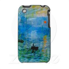 Monet iPhone case.