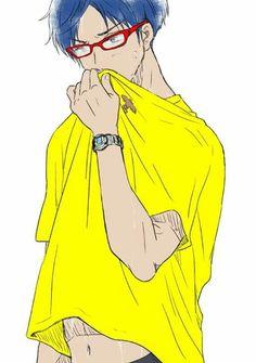 Rei Ryugazaki Makoto Tachibana, Free Eternal Summer, Kyoto Animation, Free Iwatobi, Free Anime, Swim Club, Anime Boys, Vocaloid, Chibi