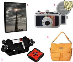 The Perfect Gift For The Photographers on Your List! Check out our Totally Rad! holiday gift guide for photographers. Holiday Gift Guide, Holiday Gifts, Kelly Moore Bag, Photography Rules, Gifts For Photographers, Leica, Gadgets, My Style, Blog
