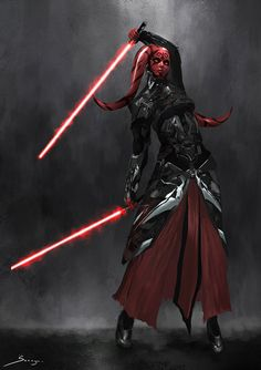 Twi'lek Sith Knight Female - Concept Design by Ron-faure on DeviantArt