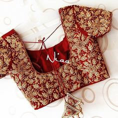 Latest 20 New Model Saree Blouse Designs Cutwork Blouse Designs, Wedding Saree Blouse Designs, Fancy Blouse Designs, Blouse Neck Designs, Blouse Patterns, Latest Saree Blouse Designs, Golden Blouse Designs, Sewing Patterns, Skirt Patterns