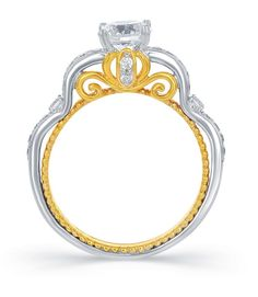 We re in Love With the New Enchanted Disney Fine Jewelry Engagement Rings  Disney Princess 155f7e4afa