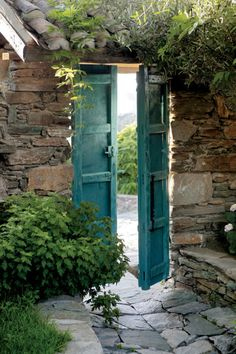 privacy wall and entrance gate to my courtyard.... a ...