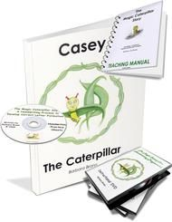 <p>Includes Small Casey the Caterpillar story book, Printable Teacher's Manual and Printable handwriting practice sheets in all Australian fonts and New Zealand handwriting script; Instructional DVD.</p>