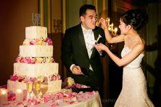 the langham huntington wedding photography
