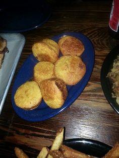 muffin salati al parmigiano