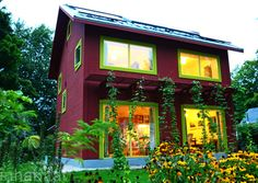 Amazing passive home in freezing Wisconsin uses less energy than a hair dryer! http://bit.ly/1rZC00H