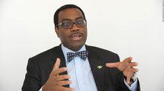 Collins Aigbogun: Adesina emerges African Development Bank's president
