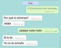 Read :::( from the story conversaciones con olor a crotolamo by hansen- (𝘃𝗲𝗻𝘂𝘀) with reads. Anime Best Friends, Funny Conversations, Pinterest Memes, Humor Mexicano, All The Things Meme, Quality Memes, Bts Memes, Funny Texts, I Laughed