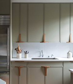 Pretty gray kitchens you need to see: http://www.stylemepretty.com/collection/2748/