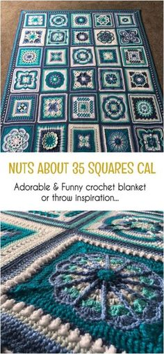 Transcendent Crochet a Solid Granny Square Ideas. Inconceivable Crochet a Solid Granny Square Ideas. Crochet Afghans, Crochet Pillow, Ravelry Crochet, Crochet Blankets, Knitted Throws, Crochet Square Patterns, Afghan Crochet Patterns, Knitting Patterns, Rug Patterns