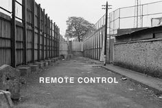 View Remote Control by Willie Doherty on artnet. Browse more artworks Willie Doherty from Alexander and Bonin. Photography 2017, Artistic Photography, Image Photography, Writing Images, New York Photos, Landscape Photographers, Word Art, Wander, Remote