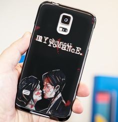 My Chemical Romance - Plastic / Rubber Samsung Galaxy S3 S4 S5 and Note 3 Cases - Shadeyou Phone Cases , http://www.myicover.nl ✿