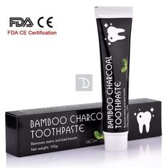 Natural Activated Charcoal Teeth Whitening Toothpaste Oral Hygiene Dental FDA CE Certification Bamboo Natural Activated Charcoal Teeth Whitening Toothpaste — Plus Minus Co.Bamboo Natural Activated Charcoal Teeth Whitening Toothpaste — Plus Minus Co. Teeth Whitening Remedies, Natural Teeth Whitening, Whitening Kit, Nu Skin, Routine, Activated Charcoal Teeth Whitening, Teeth Health, Oral Health, Dental Health
