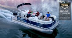 Lowe 2020 SS Series Super Sport Pontoons are the hottest & most versatile combination of party, watersport, fishing, and cruising boats on the water! Lowe Boats, Aluminum Jon Boats, Camping Websites, Horse Trailers For Sale, Gooseneck Trailer, Horse Face, Truck Bed