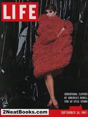Norell Styles life magazine cover: 26 Sep 1960