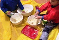 #DIY: Indoor-Sand selbst gemacht - Mama notes