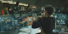 Inside the workshop and garage of Iron Man 2 - SimCraft - News