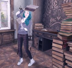https://flic.kr/p/zDVzCm   Just one more   Credits : colormesweet.zz.mu/uncategorized/just-one-more/ second life kawaii fashion