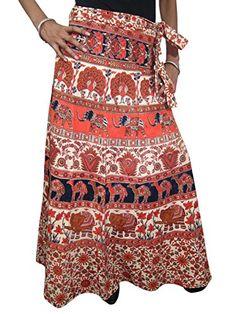 Mogulinterior Indi Wrap Skirt Cotton Long Hippy Animal Printed Designer wrap Around skirt Dress Fashion Sale, Boho Fashion, Summer Skirts, Summer Dresses, Dress Skirt, Wrap Dress, Wrap Around Skirt, Beach Wrap, Boho Skirts