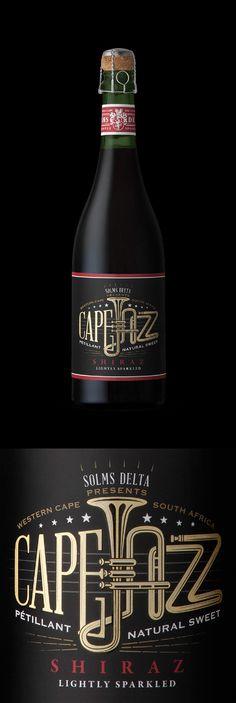 Cape Jazz Shiraz