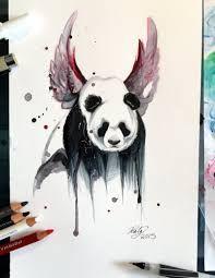 Bildergebnis für panda fantasy