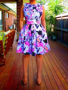 Sewing Patterns - Pattern Reviews for Simplicity Pattern - 8086 Misses' Dress…