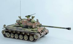 T26E4 Super Pershing (This is the Hobby Boss Super Pershing)