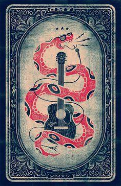 Gasparilla Music Festival by Conrad Garner