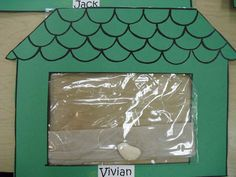 """Cute """"Greenhouses"""" for observing lima bean growth. Could use for our story """"The Tiny Seed"""". First Grade Science, Kindergarten Science, Elementary Science, Science Classroom, Kindergarten Classroom, Teaching Science, Science For Kids, Science Activities, Science Projects"""