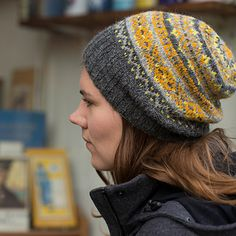 Saudade Knit Hat Pattern by Ysolda Teague on Ravelry