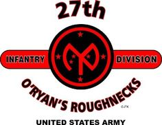 "Amazon.com: 27TH INFANTRY DIVISION "" O'RYAN'S ROUGHNECKS "" U.S. MILITARY CAMPAIGNS LAMINATED PRINT ON 18"" x 24"" QUARTER INCH THICK POSTER BOARD: Everything Else"