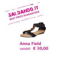 ANNA FIELD sandali