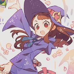 Atsuko Kagari (Akko) - Little witch academia