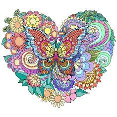 114 Mejores Imágenes De Mandalas Con Color Drawings Color Y Adult