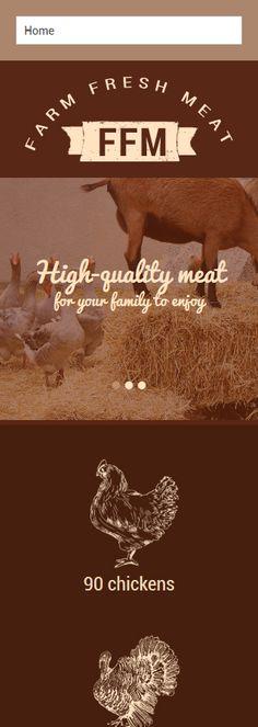 business most popular wordpress template 55354 pork ribs
