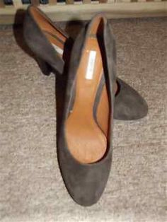 GEOX ladies REAL LEATHER Court Shoes SIZE UK6.5 EU40 BNWOB RRP£85 now £25.99