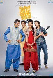 Movie Download Free Full HD: Happy Bhaag Jayegi 2016 Movie Download