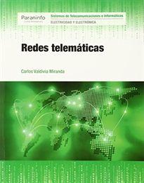 SETEMBRE-2017. Carlos Valdivia. Redes telemáticas. 681.3 RED