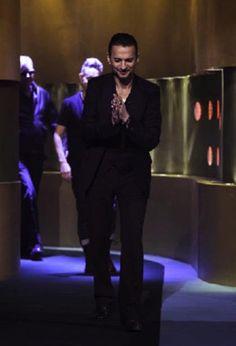 Depeche Mode - Jonathan Ross Show, March 2013.
