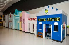 "Képtalálat a következőre: ""police station garden house kids"""