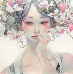 The amazing digital art • theartofanimation: Miho Hirano     -    ...