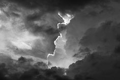 black and white photography,fine art photography,clouds,dark storm clouds,sky,skyscape,gray,black,white,fine art print. $95.00, via Etsy.